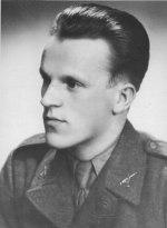 Sven Vestlund i Nystuga född 1919.