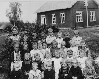 Skönbacka skola 1903.