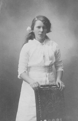 Hedvig Lavinia Andersdotter 1900-1919