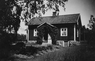 Nyback före ombyggnaden i början av 1960-talet