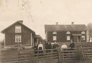 Sydstuga i Brevik 1921