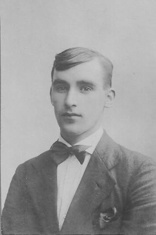 Teodor Johansson född 1898 på Öna.