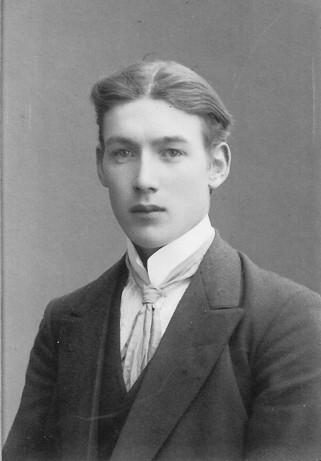 Georg Johansson född 1892