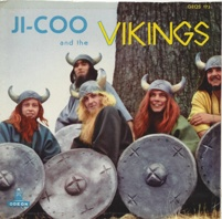 Ji-Coo and the Vikings skiva inspelad i RCA-studion i Stockholm