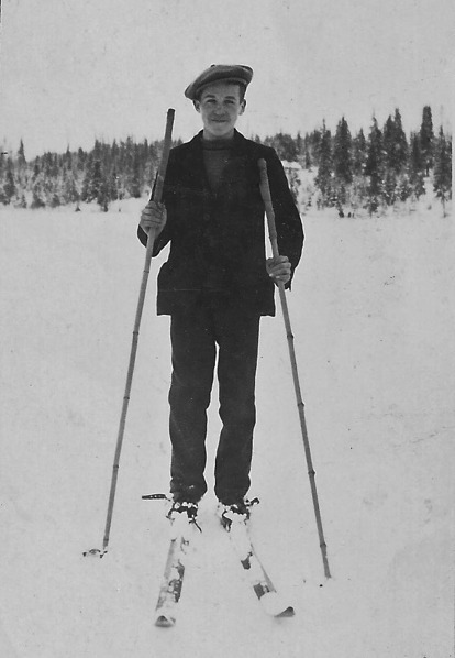 Hilding Johansson Brevik