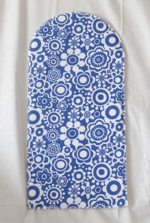 Blå Blom extra