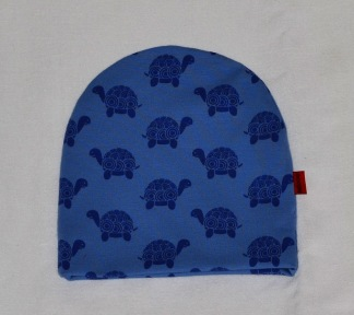 Blå sköldpadda