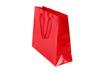 Handgjord påse 30X25X10cm - Röd, 150st