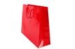Handgjord påse 40x32x12cm - Röd, 75st