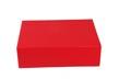 Giftbox 330x230x100mm - Röd, 30st
