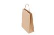 Papperspåse 18x07x24 - Brun biokraft 80 g, 450st