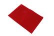 Silkespapper 50x75 - Röd