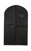 Kostymfodral  60x100x8 cm svart, 100st
