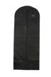 Kostymfodral 60x150x8 cm svart, 50st - Svart, 50 st