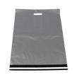 E-handelspåse 45x52cm - Silver 250 st