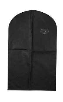 Kostymfodral  60x100x8 cm svart, 100st - Svart, 100 st