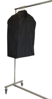 Kollektionspåse small 50x80x30cm, svart 1 st - Svart, 1 st