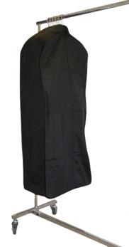 Kollektionspåse medium 50x120x30cm, svart 1 st - Svart, 1 st
