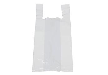 Plastpåse 30x16x60cm - Vit, 1000 st