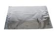 Foliepåse 35X50+5cm - Blank silver, 500 st