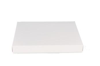 Presentkartong 380X265X55 - Vit, 50st