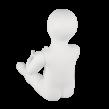 Skyltdocka IM-BABY, sittande baby, vit 1 st