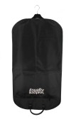 Kostymfodral 58,5 x 109 cm svart, 2-pack