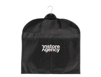 Kostymfodral 58,5 x 109 cm svart, 2-pack - Svart, 2 st