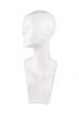Huvud 1770, kvinna, vit 1 st