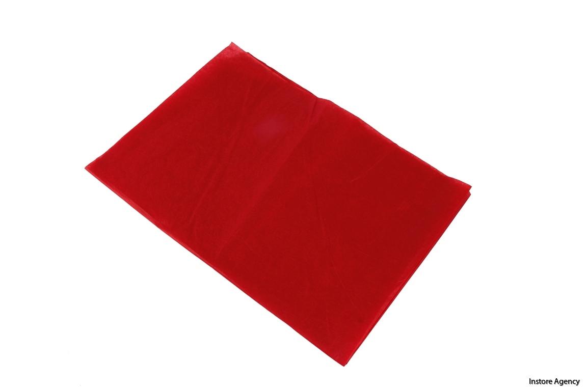 PA-SILK1301 röd slät