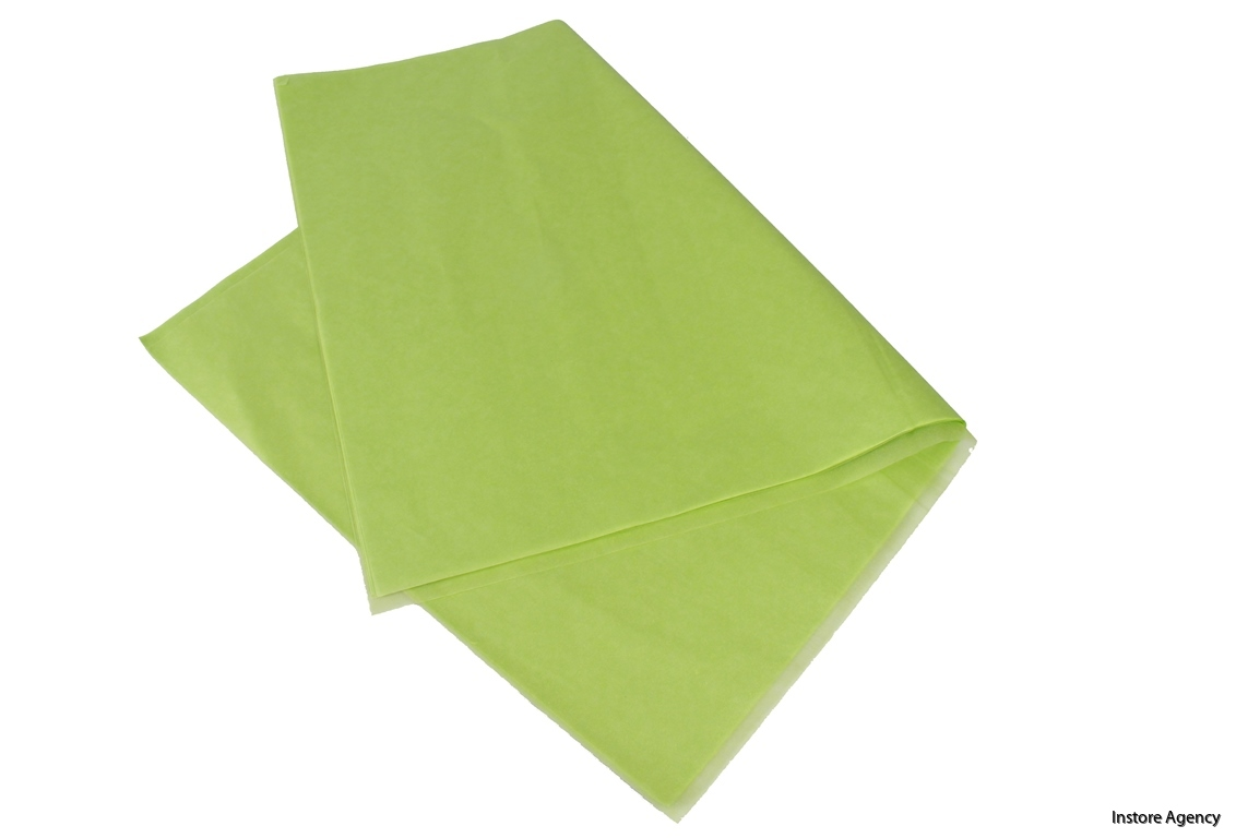 PA-SILK4105 Lime slät