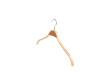 Hängare LT03 42cm nonslip, natur, 10st
