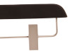 Cliphängare i gummilack WW 35cm, svart, 50 st