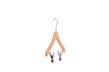 Babyhängare med stång och clip 800C 28cm, 50 st