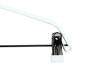 Blushängare med stång och clips 655 42 cm, 50 st