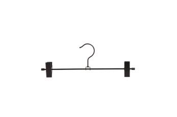 Cliphängare 612 30 cm, svart, 100 st - Svart, 100