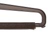 Byxhängare 564F med skumgummi 34cm, svart, 100 st