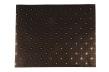 Presentpapper 57cm x 200m - Edelweiss svart/silver, 1 rulle