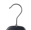 Blusgalge ECRN 43cm,svart med svart krok 300 st