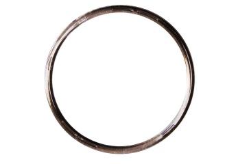 Scarvesring SR90 9 cm transparent, 100 st - Transparent, 100st