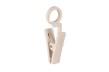 Scarvesclip KAK 5 cm, 100 st - Vit
