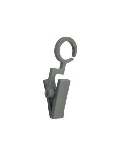 Scarvesclip 110130 4,8 cm, grå, 100st - Grå, 100st
