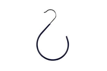 Scarves-och skärphängare 640 dia 13cm blå, 15 st - Blå, 1st