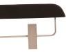 Cliphängare i gummilack WW 35cm, svart, 10 st