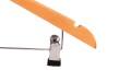 Hängare med stång och clip 820C 45cm, 50 st