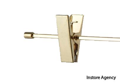 612-30-320 cliphängare guld close