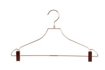 Metallgalge 679 42cm med stång och clips, koppar, 10 st - Med stång och clips, Koppar, 10st