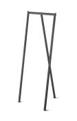 Klädstativ Brax 140x60, grå 1st
