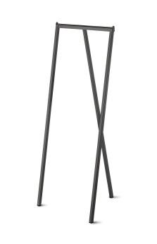 Klädstativ Brax 140x60, svart 1st - Svart, 1 st