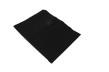 Silkespapper 50x75 - Svart, 14gr papper